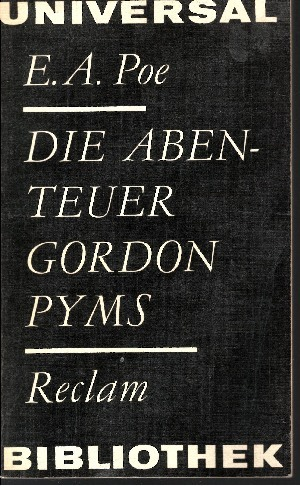 Die Abenteuer Gordon Pyms