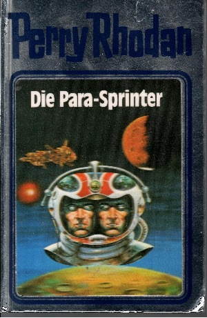 Die Para-Sprinter - Band 24 Science-Fiction-Bibliothek -