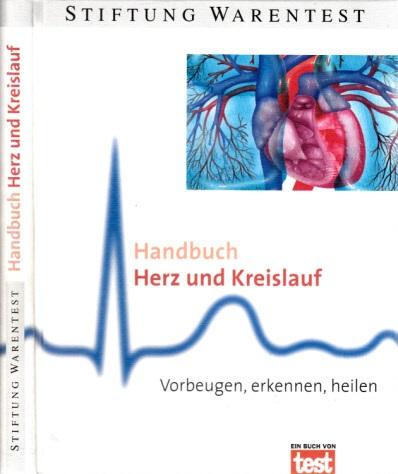 Handbuch Herz und Kreislauf Stiftung Warentest 2. aktualisierte Neuauflage