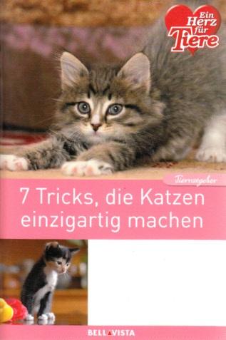 7 Tricks, die Katzen einzigartig machen Lizenzausgabe
