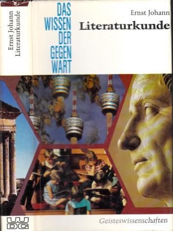 Literaturkunde - Das Wissen der Gegenwart