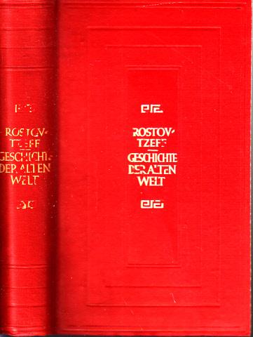 Geschichte der Alten Welt zweiter Band: Rom Deutsch von Heinrich Schaeder