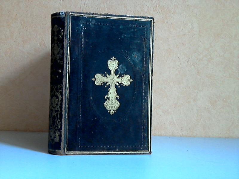 Autorengruppe; Gesänge über die christliche Glaubens- und Sittenlehre zur öffentlichen, gemeinschaftlichen wie auch besondern, häuslichen Andachtsübung