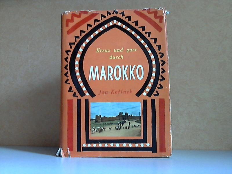 Korinek, Jan; Kreuz und quer durch Marokko