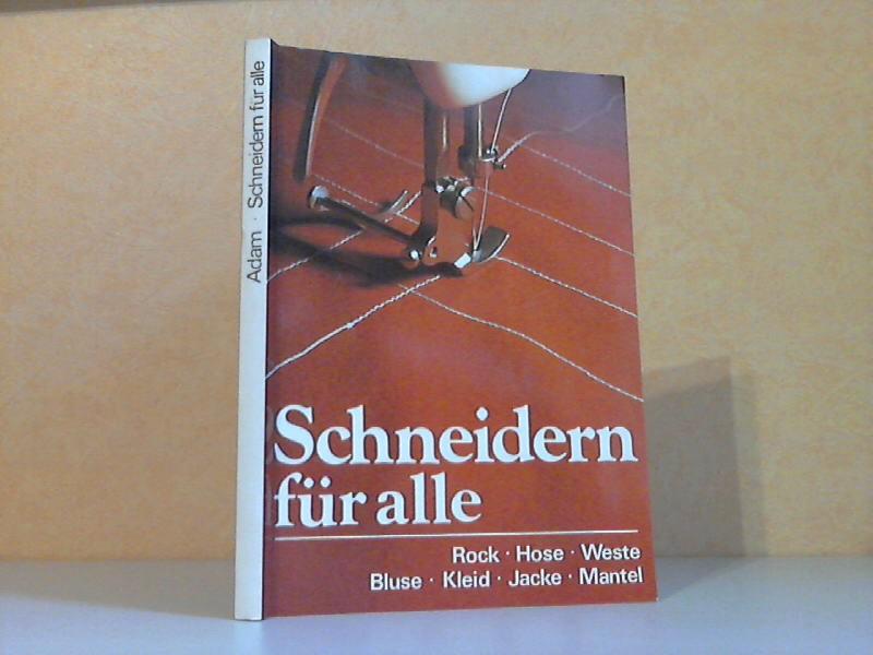 Schneidern für alle 4. Auflage (1.Taschenbuchausgabe)