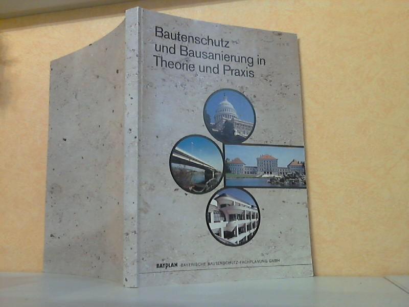 Bautenschutz und Bausanierung in Theorie und Praxis