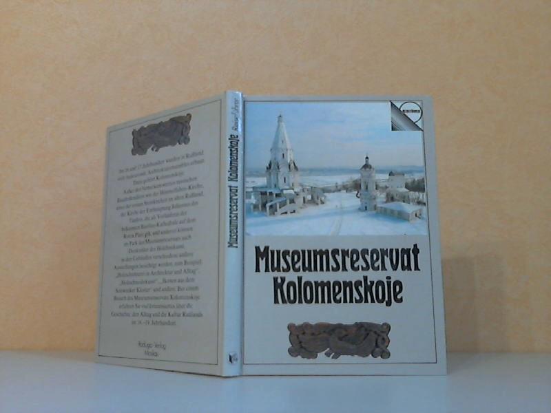 Museumsreservat Kolomenskoje Reiseführer