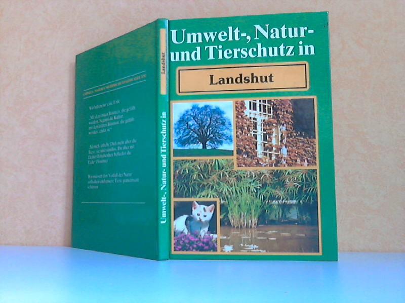 Umwelt-, Natur- und Tierschutz in Landshut