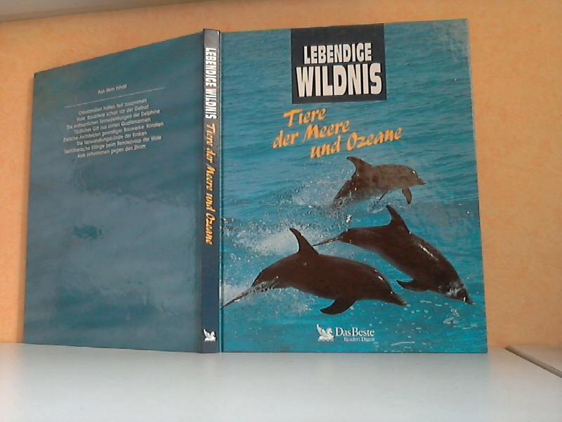 Lebendige Wildnis: Tiere der Meere und Ozeane - Delphine, Buckelwale, Haie, Kraken, Aale, Korallen, Orkas, Quallen
