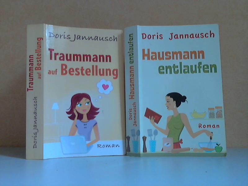 Traummann auf Bestellung + Hausmann entlaufen 2 Bücher Genehmigte Sonderausgabe