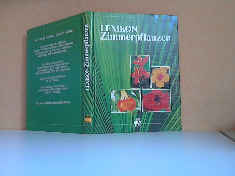 Autorengruppe; Lexikon Zimmerpflanzen Zeichnungen: Renate Holzner