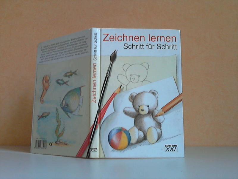 Zeichnen lernen, Schritt für Schritt Illustrationen: Iris-Katrin Fischer