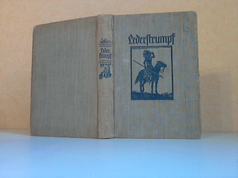 Coopers Lederstrumpf-Erzählungen mit farbigen Vollbildern nach Originalen von Max Wulff