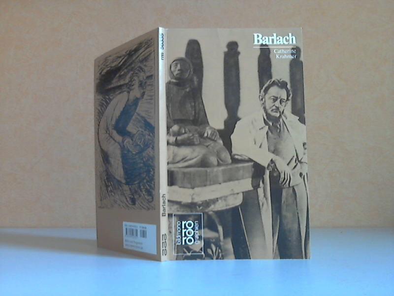 Ernst Barlach mit Selbstzeugnissen und Bilddokumenten  9. Auflage - Krahmer, Catherine;