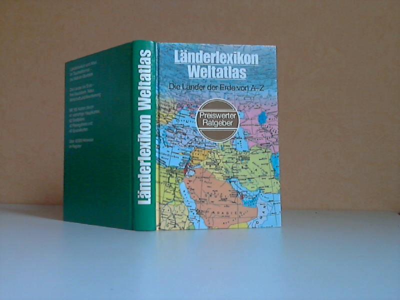 Länderlexikon, Weltatlas - Die Länder der Erde von A-Z
