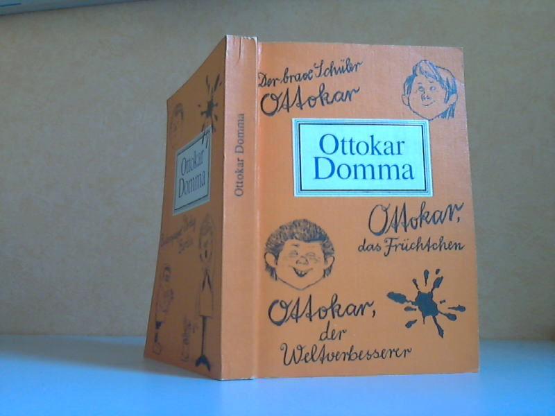 Der brave Schüler Ottokar - Ottokar das Früchtchen - Ottokar der Weltverbesserer Illustriert von Karl Schrader