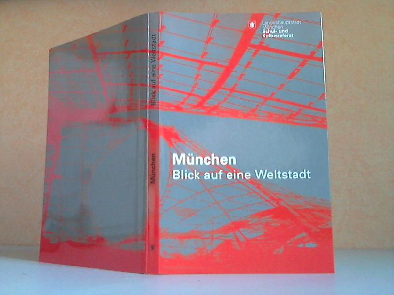 München. Blick auf eine Weltstadt