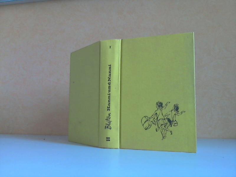 Blyton, Enid; Hanni und Nanni Sammelband 1