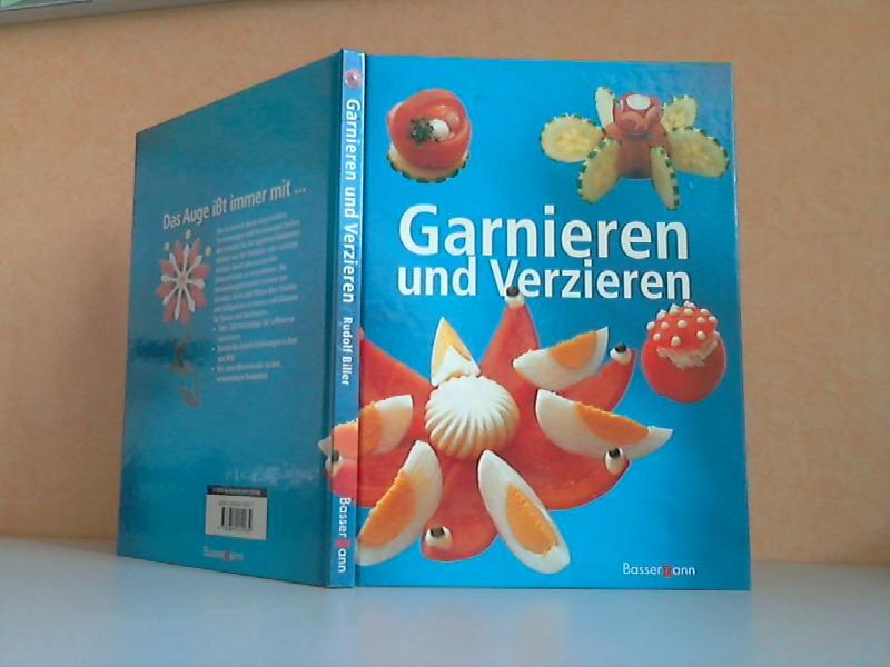 Garnieren und Verzieren