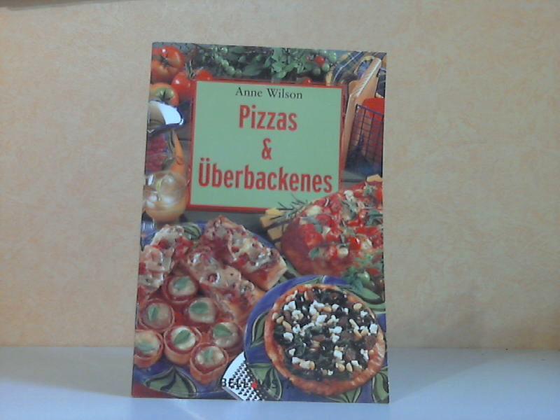 Pizza und Überbackenes