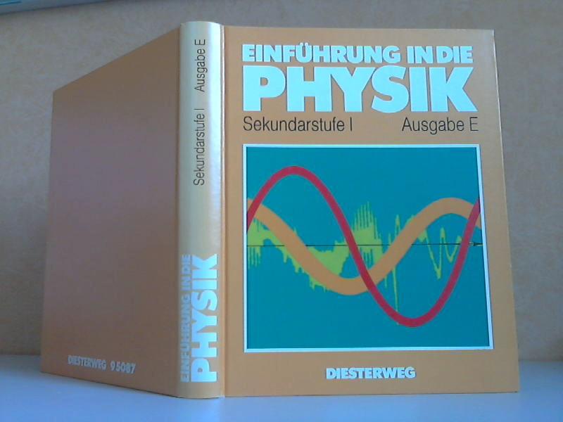 Einführung in die Physik Sekundarstufe 1