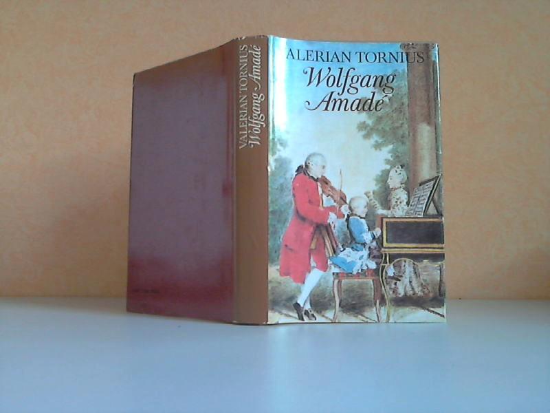 Wolfgang Amadé - Ein Mozart-Roman   Mit zeitgenössischen Illustrationen