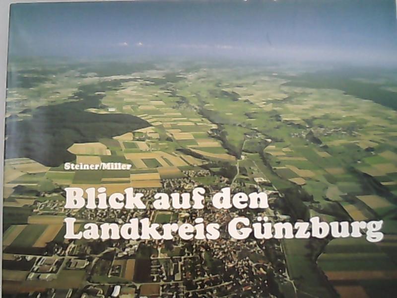Blick auf den Landkreis Günzburg..