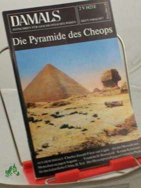 5/1977, Die Pyramide des Cheops
