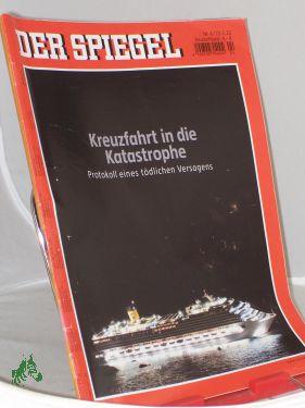 4/2012, Kreuzfahrt in die Katastrophe