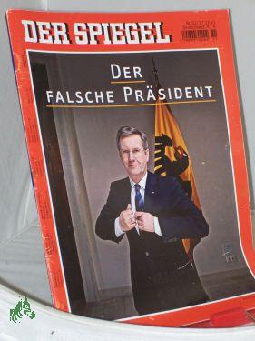 51/2011, Der falsche Präsident