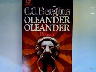 Oleander, Oleander - Bergius, C. C.
