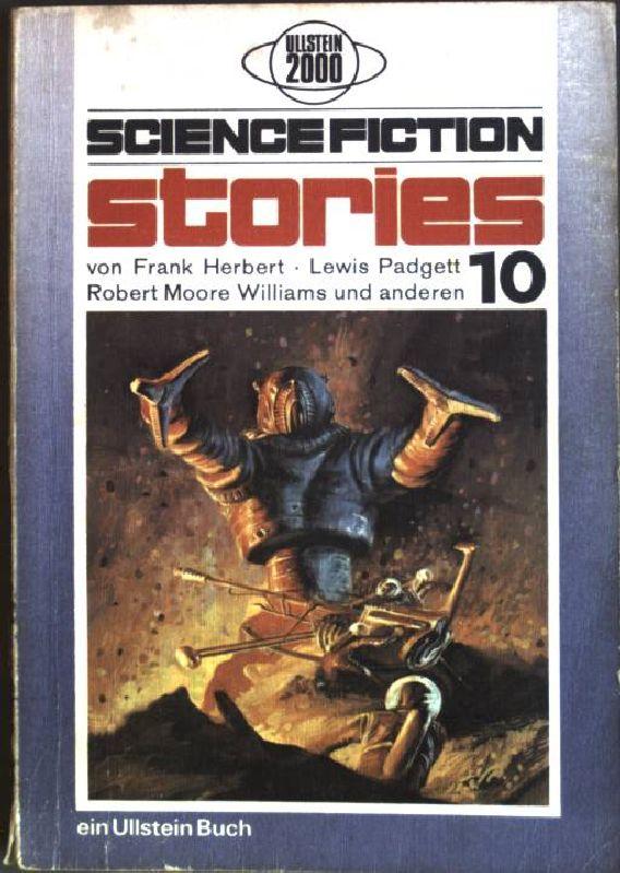 Das Schwert von Tormain; in: Science-fiction-stories; Teil: 10. (Nr. 2860) Ullstein 2000 - Herbert, Frank (Mitarb.)