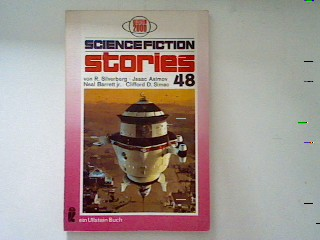 Der verliebte Ismael: Science Fiction Stories Bd. 48 - Silverberg, Robert