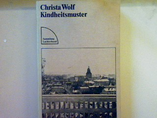 Kindheitsmuster. Nr. 277, - Wolf, Christa