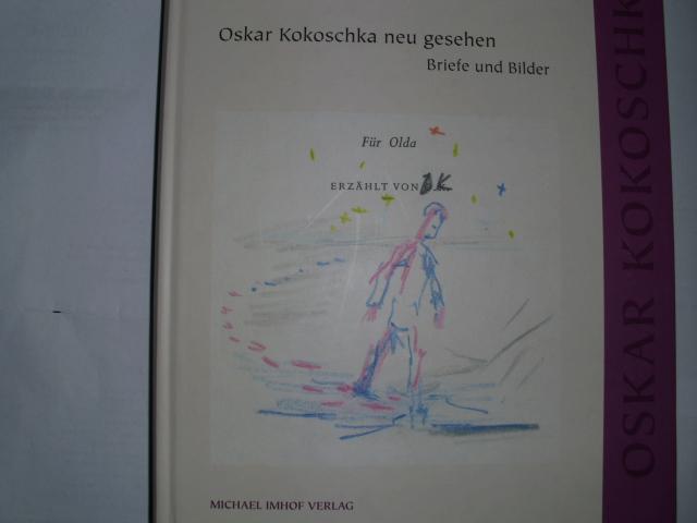"""""""SPUR IM TREIBSAND"""" OSKAR KOKOSCHKA NEU GESEHEN Briefe und Bilder."""