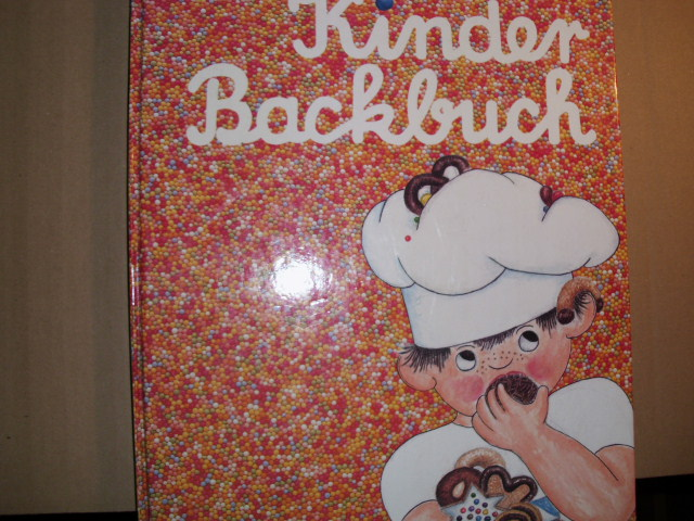 Dr. Oetker KINDER BACKBUCH EA.,