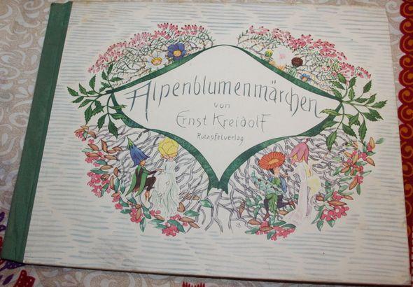 Alpenblumenmärchen 5te Ausgabe, Neuausgabe
