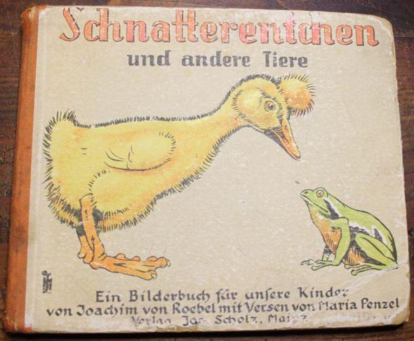 Schnatterentchen und andere Tiere. Ein Bilderbuch für unsere Kinder