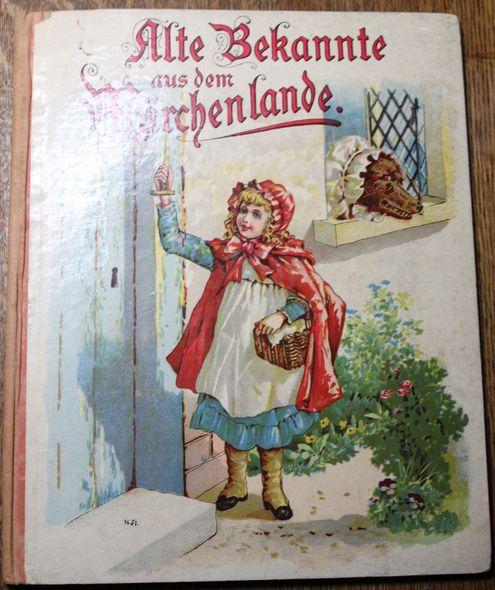 Alte Bekannte aus dem Märchenlande Verlagsnummer 1451