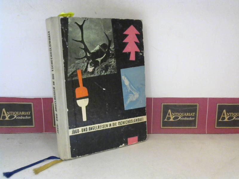 Jagd- und Angelreisen in die Tschechoslowakei 1.Auflage,