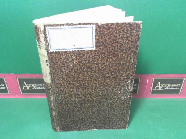 Sammlung der Actenstücke über die spanische Thronveränderung - Zweyte Abteilung. 1.Auflage,