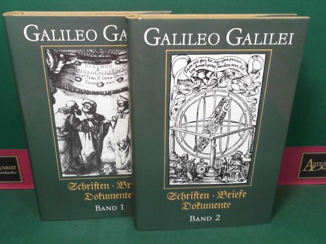 Schriften, Briefe, Dokumente - in zwei Bänden. 1.Auflage,