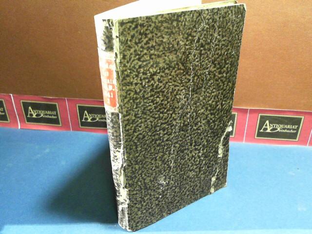 Jahrbücher der Literatur - Band 94, Juli, August, September 1841 - mit Anzeige-Blatt für Wissenschaft und Kunst.