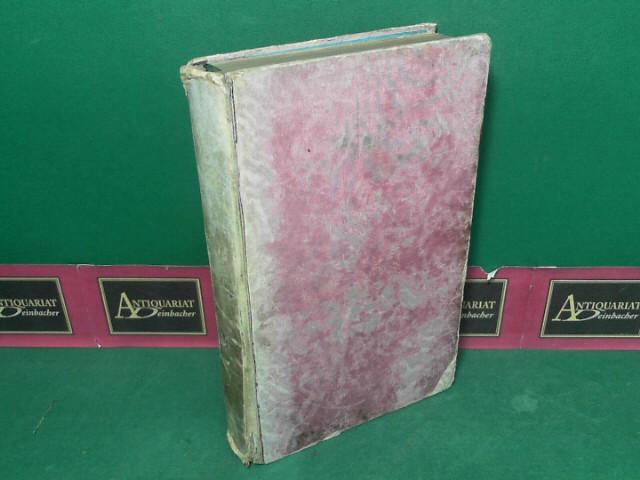 Franck, Gustav von: Taschenbuch dramatischer Originalien. - Zweiter Jahrgang. Herausgegeben von Dr. Franck. 1.Auflage,