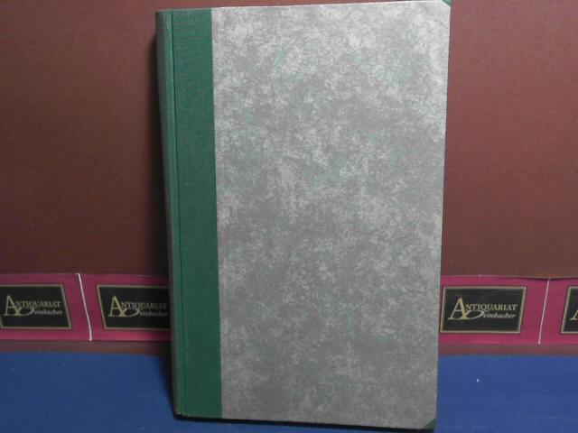 Zeitschrift der Wiener Entomologischen Gesellschaft, 41. Jg. 67. Band 1956, Nr 1-11 in einem Band gebunden 1.Auflage,