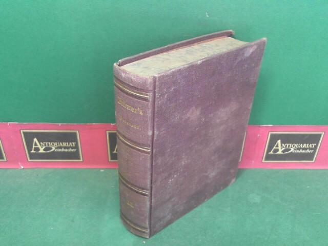 Devereux. Ein Roman. - Übersetzt von Theodor Roth. (= Edw.Lytton Bulwer