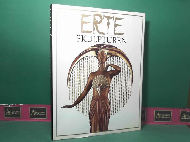 Erte - Skulpturen. 1.Auflage,
