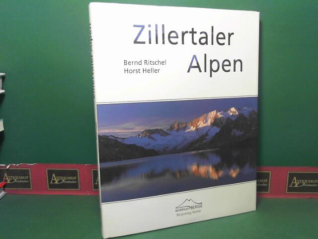 Zillertaler Alpen. 1.Auflage,