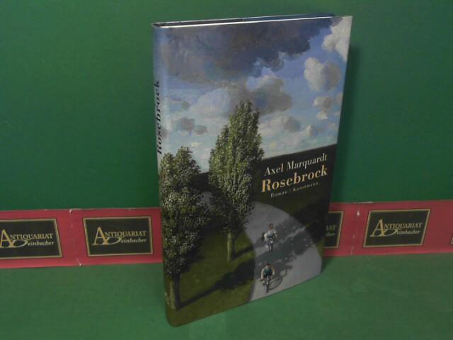 Rosebrock - Roman. 1., Aufl.