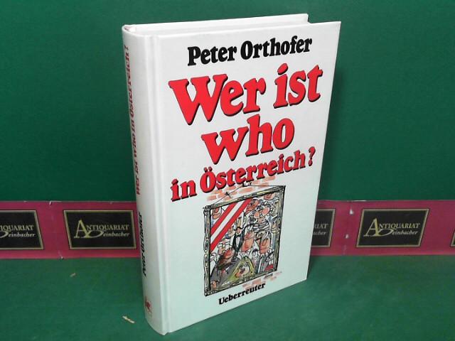 Wer ist who in Österreich. 1.Auflage,